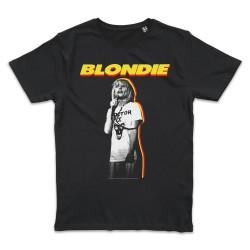 T shirt NOIR  BLONDIE DR X
