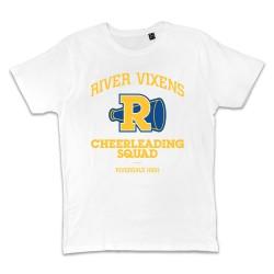 T shirt BLANC RIVERDALE...