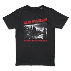 T shirt NOIR  DEAD KENNEDYS...