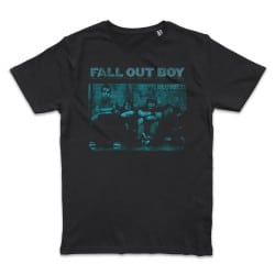T shirt NOIR FALL OUT BOY...