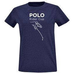Navy T-shirt PRC Logo