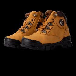 Chaussure Junior de Randonnees Premium TIARET en cuir et doublure microfibre  CA
