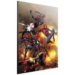 MARVEL ART GALLERY SPIDER_VERSE LARGE 60x90cm