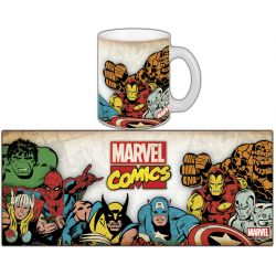 MARVEL MUG MARVEL RETRO SERIE 1 _ MARVEL GROUP RETRO