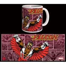MARVEL MUG FALCON _ RETRO _ SERIE 2