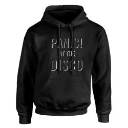 Sweat NOIR PANIC AT THE DISCO SHADOW TEXT