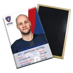 Magnet joueur Anthony GUTTIG