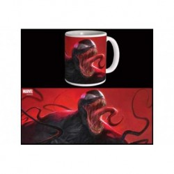 MARVEL MUG VENOM _ ROUGE