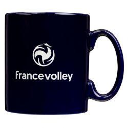 Mug NOIR Equipe De France De Volley