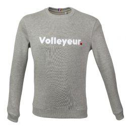 Sweat Shirt GRIS Volleyeur