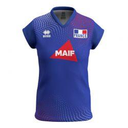 Maillot Femme BLEU Equipe De France Volleyball 2020