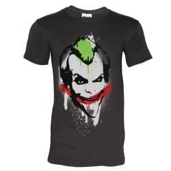 T-shirt Batman JOKER GRAFFITI