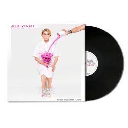 Vinyle Julie Zenatti Refaire Danser les Fleurs