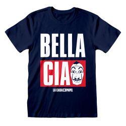 T-shirt MARINE La Casa De Papel - Jumbo Bella Ciao