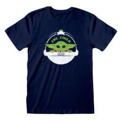 T-shirt MARINE Star Wars  The Mandalorian - The Child