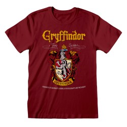 T-shirt ROUGE Harry Potter...