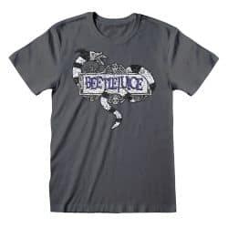T-shirt ANTHRACITE Beetlejuice - Sandworm