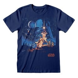 T-shirt NOIR Star Wars -...