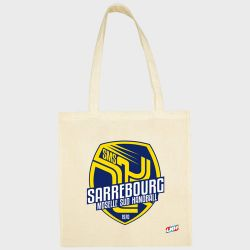 Sac Shopping ECRU Club Pro Ligue Logo Sarrebourg Moselle Sud Handball