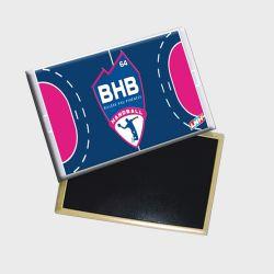 Magnet Club Pro Ligue Logo Biliere Handball Pau Pyrenees