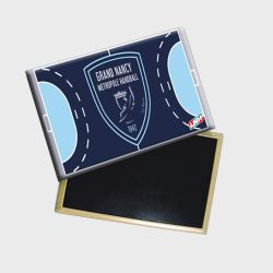 Magnet Club Pro Ligue Logo Grand Nancy Metropole Handball