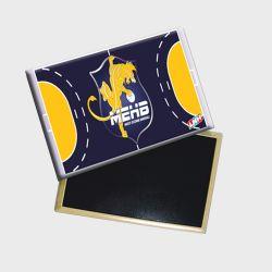 Magnet Club Pro Ligue Logo Massy Essonne Handball
