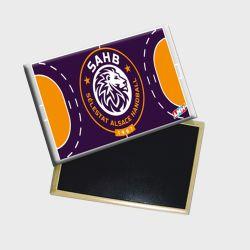 Magnet Club Pro Ligue Logo Selestat Alsace Handball