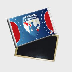 Magnet Club Pro Ligue Logo Strasbourg Eurometropole Handball