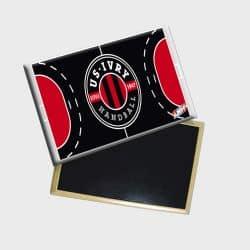 Magnet Club Lidl StarLigue Logo US Ivry Handball