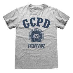 T-shirt GRIS CHINE DC Batman - GCPD