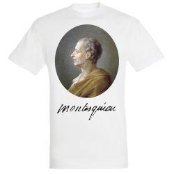 T-shirt BLANC Montesquieu