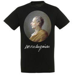 T-shirt NOIR Montesquieu