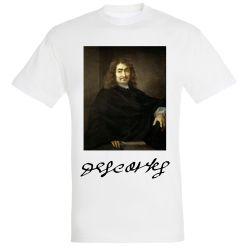 T-shirt BLANC Descarte