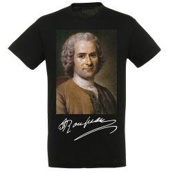 T-shirt NOIR Rousseau