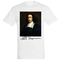 T-shirt BLANC Spinoza