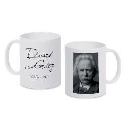 Mug BLANC Edvard Grieg
