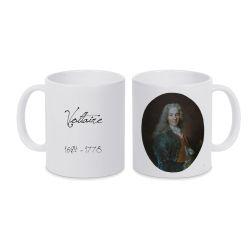Mug BLANC Voltaire