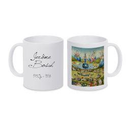 Mug BLANC Jerome Bosch - Le Jardin des delices