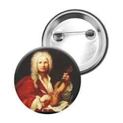 Badge Epingle Antonio Vivaldi