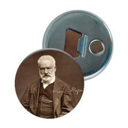 Badge Epingle Victor Hugo