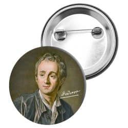Badge Epingle Diderot