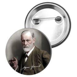 Badge Epingle Freud