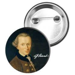 Badge Epingle Kant