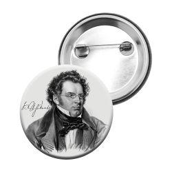 Badge Epingle Franz Schubert