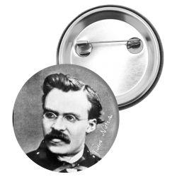 Badge Epingle Nietzsche