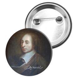 Badge Epingle Pascal