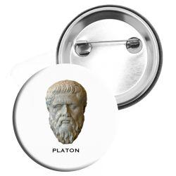 Badge Epingle Platon