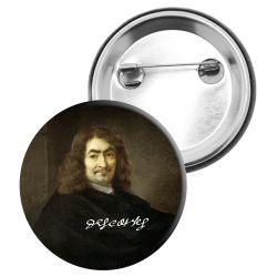 Badge Epingle Descarte