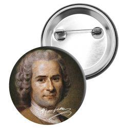 Badge Epingle Rousseau