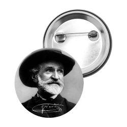 Badge Epingle Guiseppe Verdi